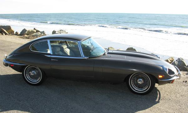 1970 Jaguar E Type Series 2, 2 Plus 2